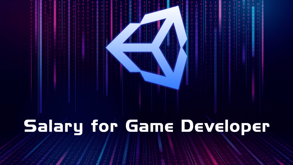 Salary for Game Developer
