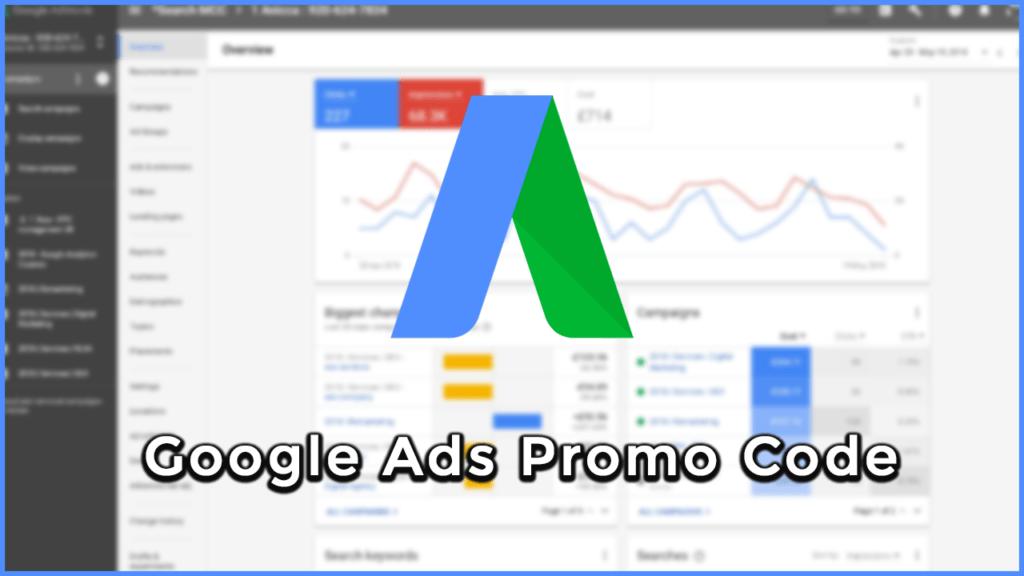 free Ads on Google promo code