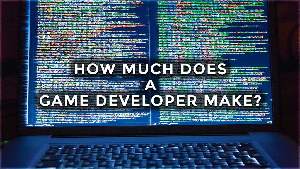 how much does a game developer make