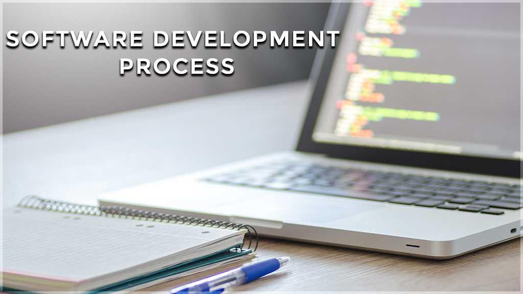 what is a software development software development process