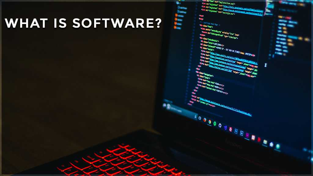 what is a software development what is software