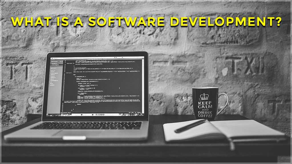 what is a software development
