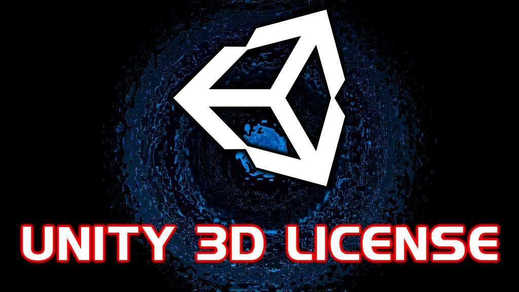What is a Unity 3D license? How to install a license?