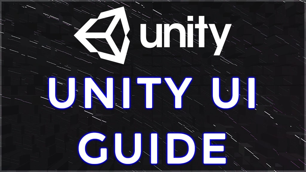 unity ui tutorial