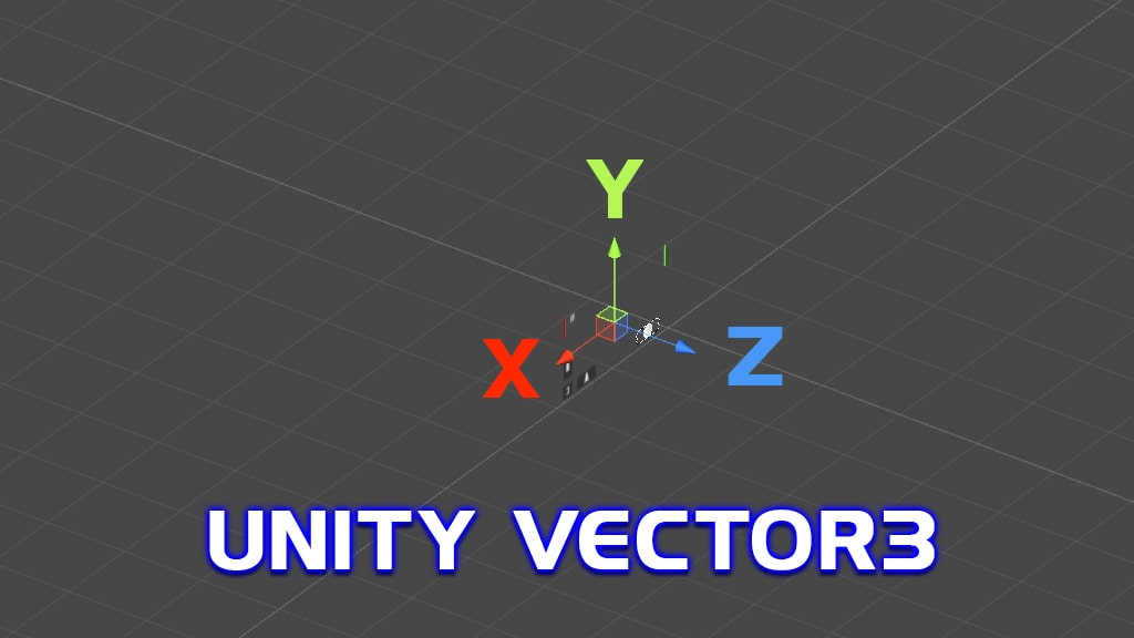 what is unity vector3? using vector3 for unity 3d.