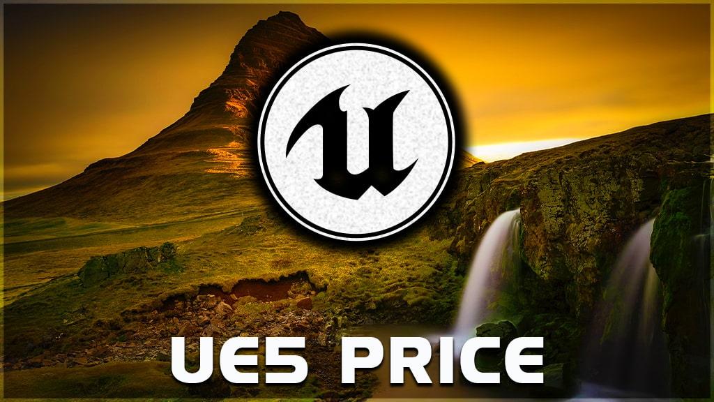 unreal engine 5 price