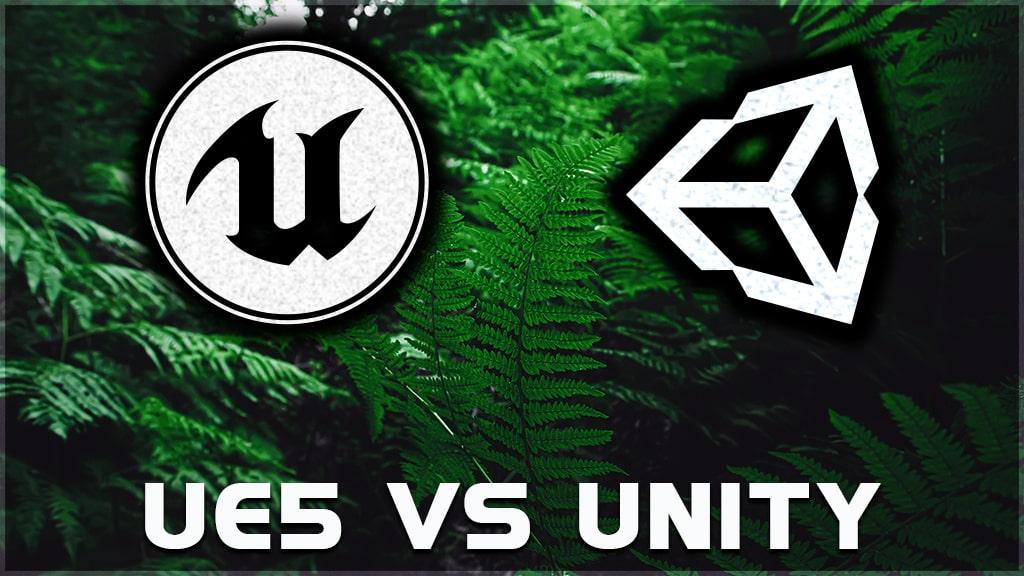 ue5 vs unity engine