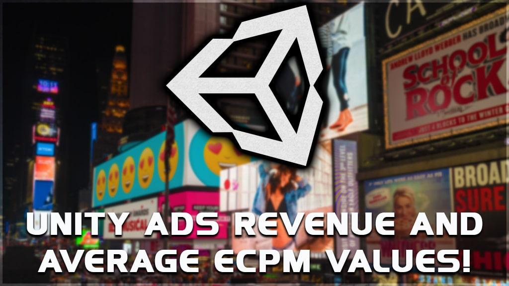 unity ads revenue