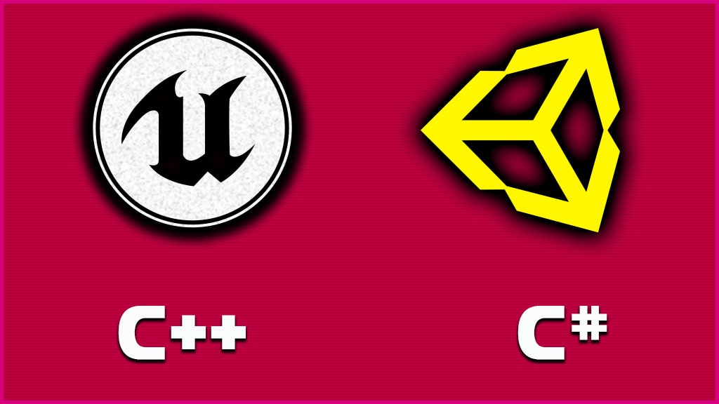 unity 2022 game engine and unreal engine 5 game engine programming languages