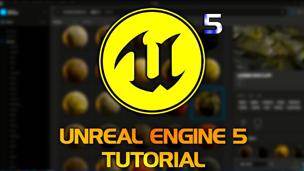 unreal engine 5 beginner tutorial